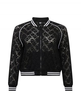 Urban Classics Curvy Prechodná bunda  čierna dámské XXL