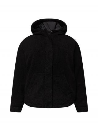 Urban Classics Curvy Prechodná bunda  čierna dámské XXXL