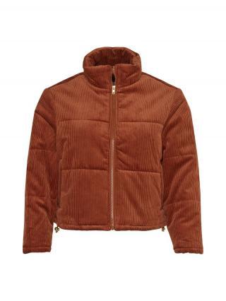 Urban Classics Curvy Zimná bunda  hnedá dámské XXL