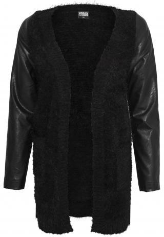 Urban Classics Kardigán  čierna dámské XL