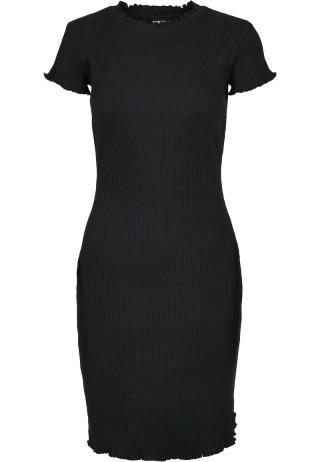 Urban Classics Šaty  čierna dámské 48