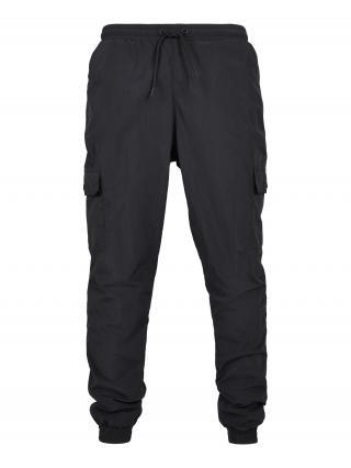 Urban Classics Športové nohavice  čierna pánské M