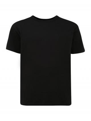 Urban Classics Tričko  čierna pánské L