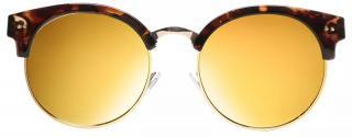 VANS Dámske slnečné okuliare WM Rays For Daze Sun Tortoise / Sunset VN0A4A1QW651 dámské