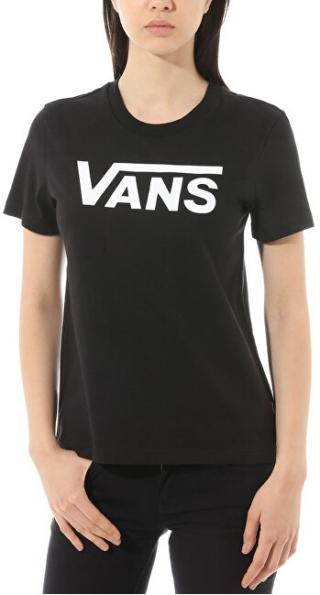 VANS Dámske tričko WM Flying V Crew Tee Black VN0A3UP4BLK1 M