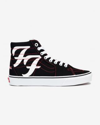 Vans Foo Fighters Sk8-Hi Tenisky Čierna pánské 45