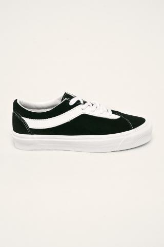 Vans - Kožené tenisky čierna 38