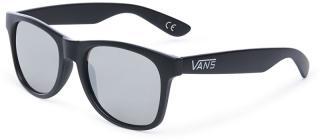 VANS Pánske slnečné okuliare Spicoli 4 Shades Matte Black/Silver Mirror VLC0CVQ