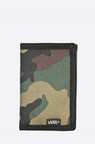 Vans - Peňaženka pánské zelená Univerzálna
