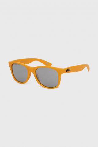 Vans - Slnečné okuliare pánské žltá ONE SIZE