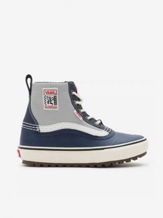 Vans Standard Mid Snow Členková obuv Modrá dámské 38,5