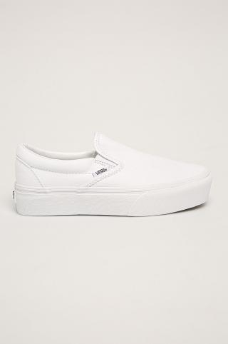 Vans - Tenisky dámské biela 37