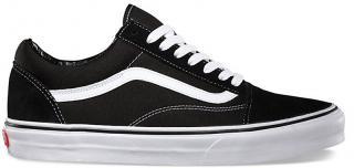 VANS Tenisky UA Old Skool Black/White VN000D3HY281 38 pánské