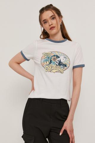 Vans - Tričko dámské biela XS