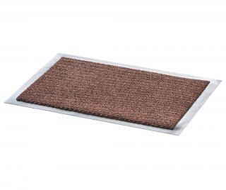 Vchodová rohožka Kansas Brown 120x240 cm Hnedá 120x240 cm