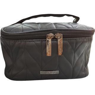 Verde Dámska kozmetická taška 07-219 Black dámské čierna