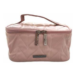 Verde Dámska kozmetická taška 07-219 Dusty pink dámské ružová