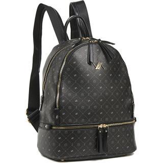Verde Dámsky batoh 16-6077 Black dámské čierna