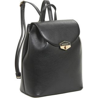 Verde Dámsky batoh 16-6099 Black dámské čierna