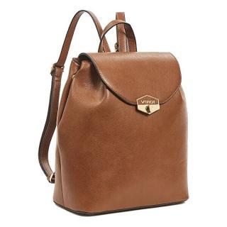 Verde Dámsky batoh 16-6099 Brown dámské hnedá
