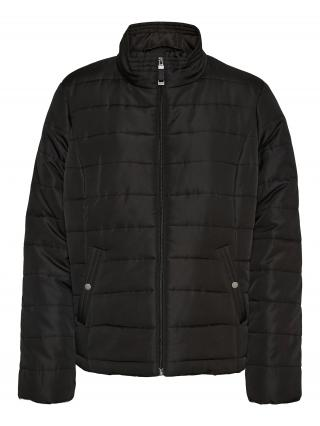 Vero Moda Curve Prechodná bunda Simo  čierna dámské XXL