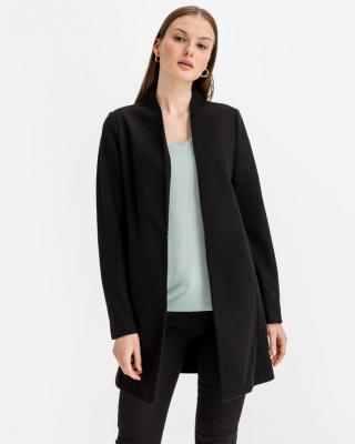 Vero Moda Dafnemie Kabát Čierna dámské S
