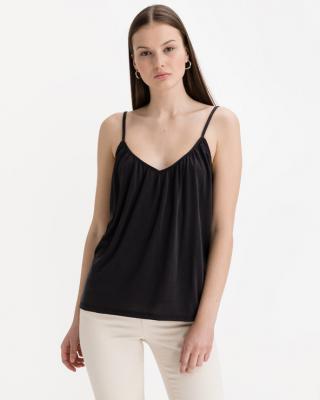 Vero Moda Filli Tielko Čierna dámské XL
