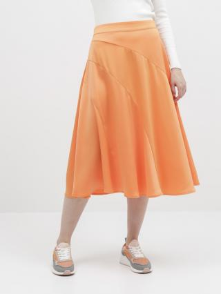 Vero Moda Gabbi Sukňa Oranžová dámské XS