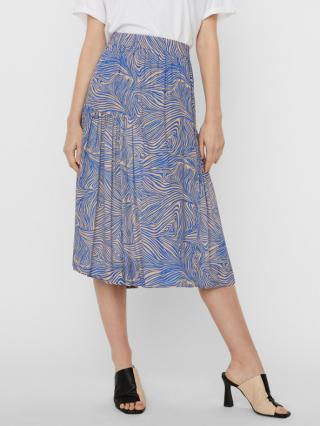 Vero Moda Gea Sukňa Modrá dámské XS
