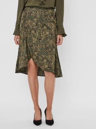 Vero Moda Kate Sukňa Zelená dámské XS