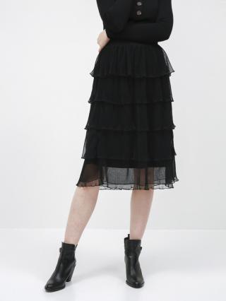 Vero Moda Mira Sukňa Čierna dámské XS