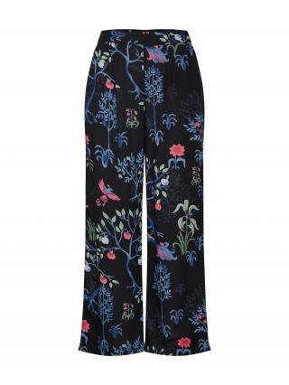 VERO MODA Plisované nohavice BIRDIE CARLIE  zmiešané farby / čierna dámské 36