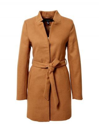 VERO MODA Prechodný kabát Kristina  hnedá dámské XS