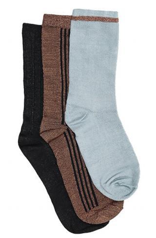 Vero Moda Sada ponožiek VMGALLO SOCKS Giftbox Black