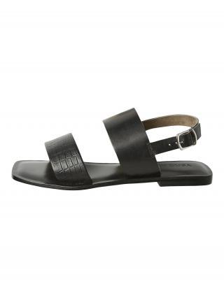 VERO MODA Sandále Nilo  čierna dámské 37