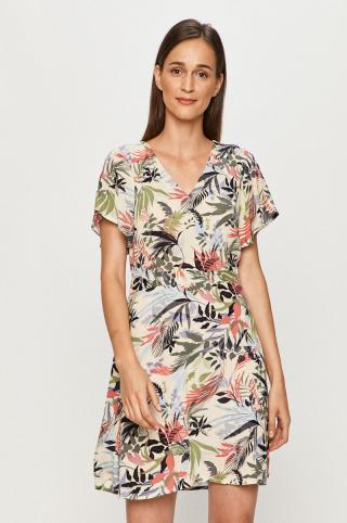 Vero Moda - Šaty dámské béžová XS