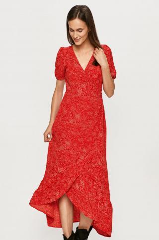 Vero Moda - Šaty dámské červená XS