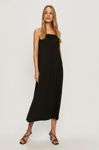 Vero Moda - Šaty dámské čierna M