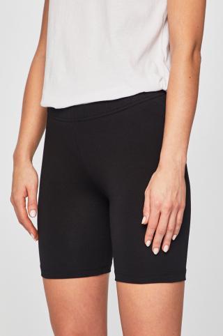 Vero Moda - Šortky  dámské čierna S