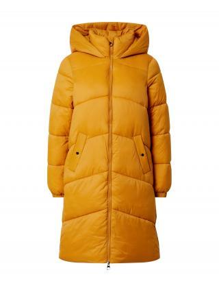 VERO MODA Zimný kabát Upsala  žltá dámské XS