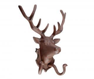 Vešiak Deer Hnedá