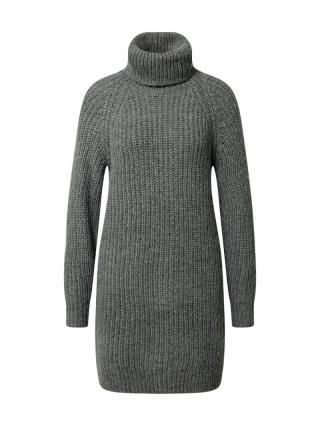 VILA Pletené šaty  sivá dámské XS