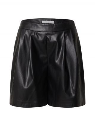 VILA Plisované nohavice  čierna dámské 38