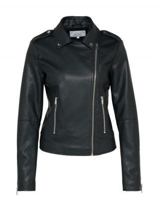 VILA Prechodná bunda Vicara  čierna dámské M
