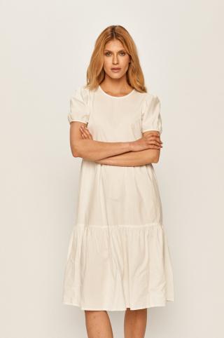 Vila - Šaty dámské biela 40