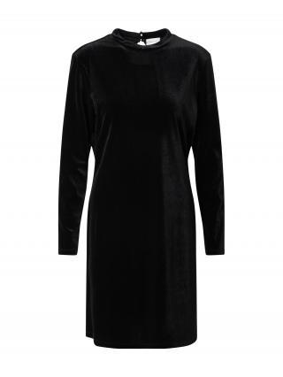 VILA Šaty Elle  čierna dámské 38
