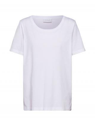 VILA Tričko SUS  biela dámské S