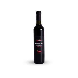 Víno s chilli, Cabernet Moravia