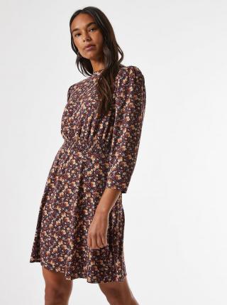 Vínové kvetované šaty Dorothy Perkins dámské vínová M