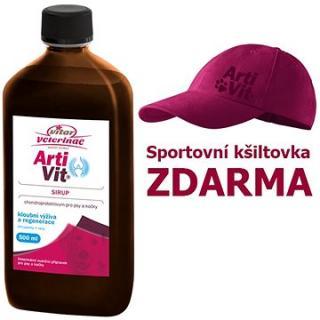 Vitar Veterinae ArtiVit sirup 500 ml   šiltovka